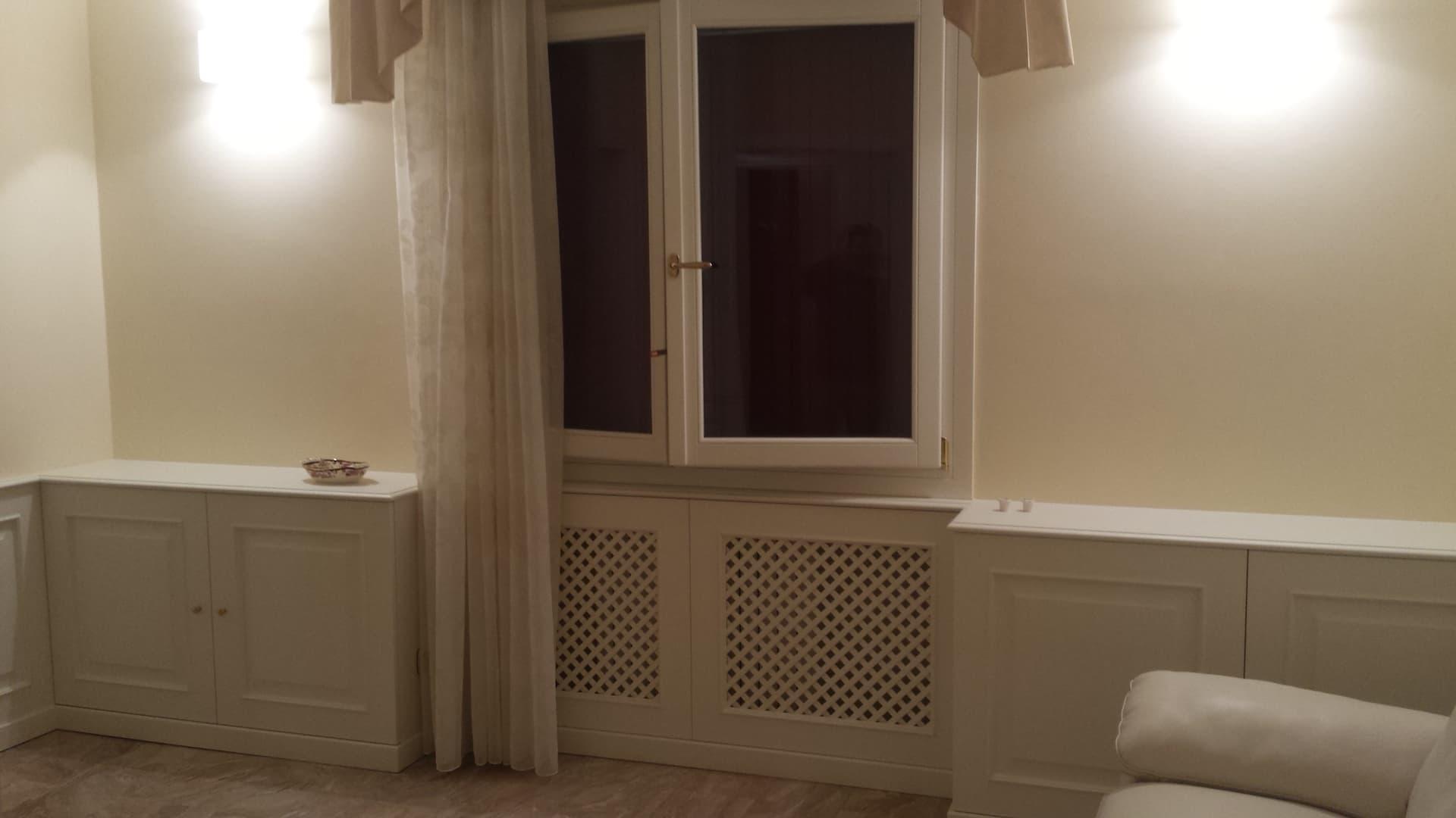 Produzione mobili soggiorno su misura a padova for Mobili soggiorno padova